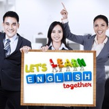 Let's learn English together